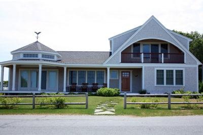 Beach front home Cape Cod