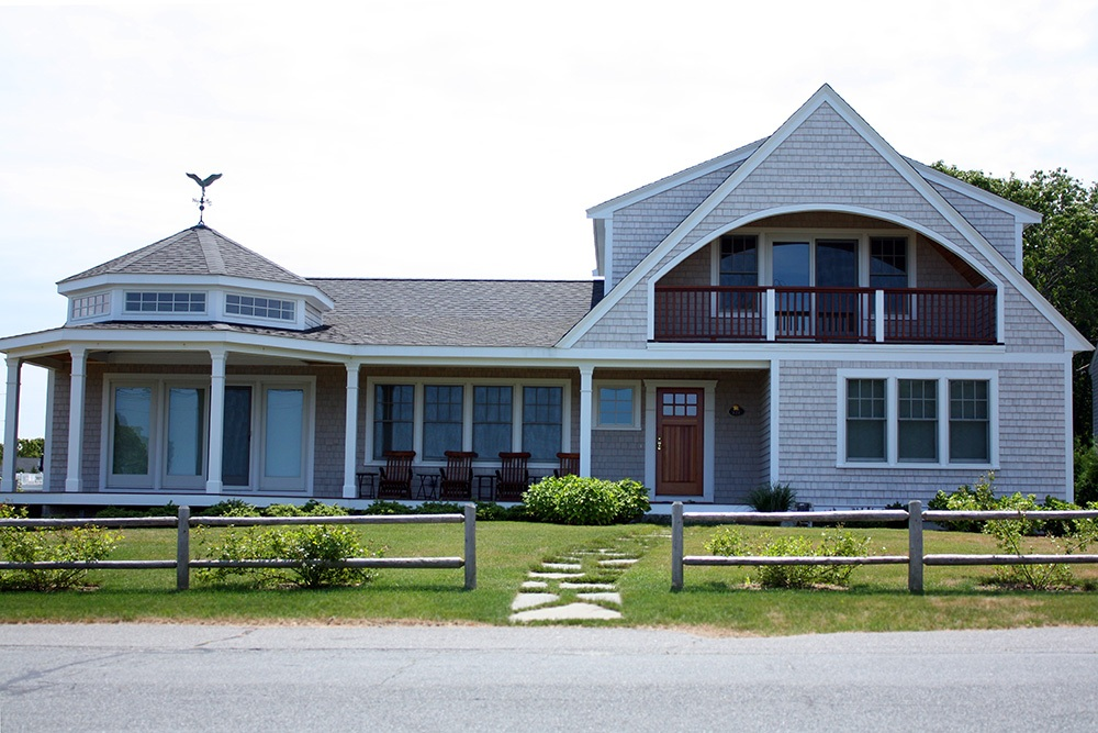 Beach front home Cape Cod